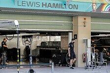 Formel 1 Ticker-Nachlese Abu Dhabi: Hamilton kehrt zurück!