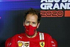 Formel 1, Test-Verbot für Vettel & Sainz: Unfair und unlogisch