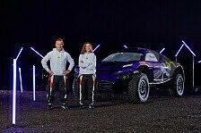 Extreme E 2021: Hamilton-Team X44 verpflichtet WRC-Legende Loeb