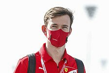 Formel 1: Ferrari befördert Callum Ilott zum Testfahrer