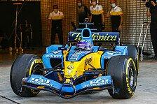 Formel 1 Abu Dhabi: V10! Alonso entfesselt seinen WM-Renault