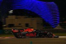 Formel 1 Abu Dhabi, Qualifying: Verstappen zockt Mercedes ab