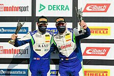 ADAC GT4 Germany: Neue Sieger in der Fahrer-Wertung 2020