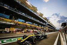 Formel 1 Abu Dhabi, Renault stürzt ab: WM-Rennen gelaufen?