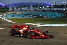 Vettels letztes Ferrari-Qualifying: Froh, wenn es vorbei ist