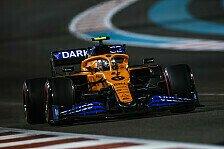 Formel 1 - Norris überrascht: McLaren zwei Zehntel hinter Pole!