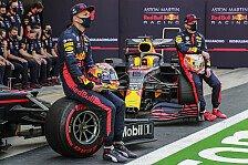 Formel 1, Perez statt Junior: Red Bull steht zu Traditionsbruch