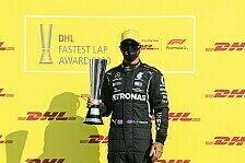 Formel 1 2020: Abu Dhabi GP - DHL Awards 2020
