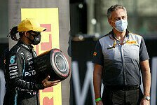 Formel 1 fährt ein Jahr länger mit Pirelli-Reifen