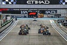 Formel 1 Ticker-Nachlese Abu Dhabi: Stimmen zum Verstappen-Sieg