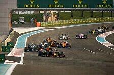 Formel 1 2020: Abu Dhabi GP - Rennen