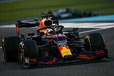 Formel 1, Abu Dhabi: Verstappen gewinnt, Mercedes ohne Chance