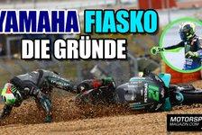 MotoGP - Video: MotoGP-Talk: Wie konnte Yamaha die WM derart vergeigen?