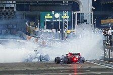 Formel 1, Mercedes: Motoren-Angst irrelevant für Klatsche