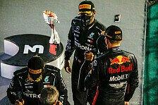 Formel 1 2021 - Mercedes nach Abu Dhabi gewarnt: Red Bull stark