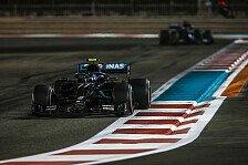 Formel 1, Bottas schlägt Hamilton: Versöhnlicher Abschluss