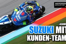 MotoGP - Video: MotoGP Q&A: Warum hat Suzuki kein Kundenteam?