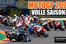 MotoGP - Video: MotoGP-Kalender 2021: Droht wieder eine Rumpfsaison?