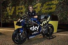 MotoGP: Luca Marini 2021 in Sky-VR46-Farben