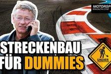 Formel 1 - Video: Hermann Tilke im Interview: Formel 1-Streckenbau für Dummies