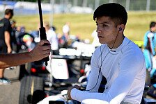 Formel 2: Lirim Zendeli fährt 2021 für MP Motorsport
