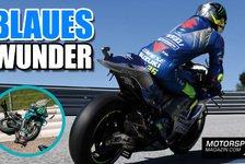 MotoGP - Video: Blaues Wunder und Yamaha im Abseits: Hole dir unser Magazin
