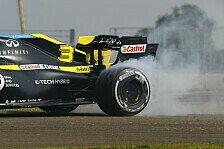 Formel 1, #ASKMSM: Wieso gibt es keinen Allradantrieb?