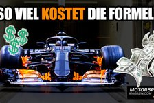 Formel 1 - Video: Formel 1 2021: So funktioniert die neue Budget-Obergrenze