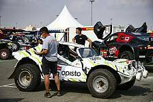 Rallye Dakar 2021 in Saudi Arabien - Vorbereitungen