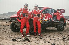 Rallye Dakar 2021: Loeb im neuen Bahrain Raid Xtreme Car