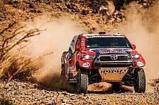 Dakar 2021: Al-Attiyah holt zweiten Tagessieg