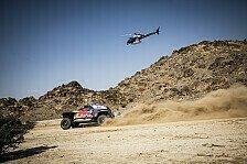 Dakar Rallye - Video: Dakar 2021: So lief die 1. Auto-Etappe