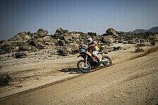 Dakar 2021: Matthias Walkner verliert nach Defekt zwei Stunden