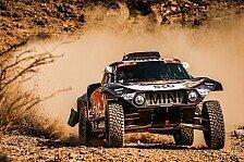 Dakar 2021: Sainz gewinnt 1. Etappe vor Peterhansel
