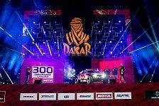 Rallye Dakar 2021 in Saudi Arabien - Prolog