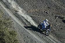Dakar Rallye - Video: Dakar 2021: So lief die 4. Motorrad-Etappe