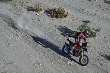 Rallye Dakar 2021 in Saudi Arabien - 1. Etappe