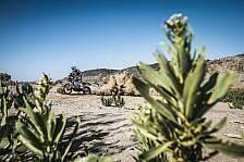 Dakar Rallye - Video: Dakar 2021: So lief die 3. Motorrad-Etappe