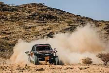 Dakar 2021 schlägt zu: Kris Meeke bei Debüt abgefackelt