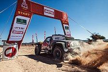 Rallye Dakar 2021 in Saudi Arabien - 2. Etappe