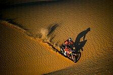 Dakar 2021: Etappensieg für Price, Walkner auf P3