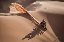 Dakar 2021: Barreda gewinnt 4. Etappe, Führung wechselt erneut