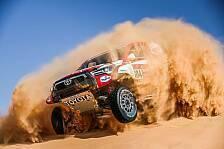 Rallye Dakar 2021 in Saudi Arabien - 3. Etappe