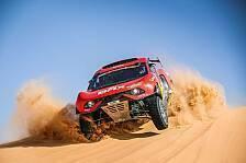 Dakar 2021: Sebastien Loeb wütet nach Strafe gegen Stewards