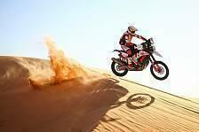 Rallye Dakar 2021 in Saudi Arabien - 4. Etappe
