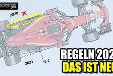Formel 1 - Video: Formel 1 Regeln 2021: Das ist alles neu!
