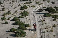 Dakar Rallye - Video: Dakar 2021: So lief die 6. Motorrad-Etappe
