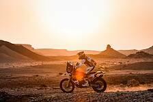 Dakar 2021: Honda erobert Führung mit Doppelsieg zurück
