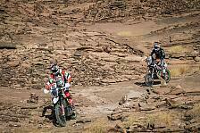 Dakar 2021: Indischer Fahrer nach Crash im Koma