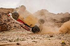 Dakar Rallye - Video: Dakar 2021: So hart war die erste Woche